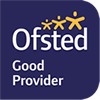 logo ofsted good provider
